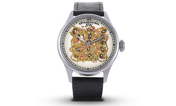 Orologi di design montre for chef for Orologi di design